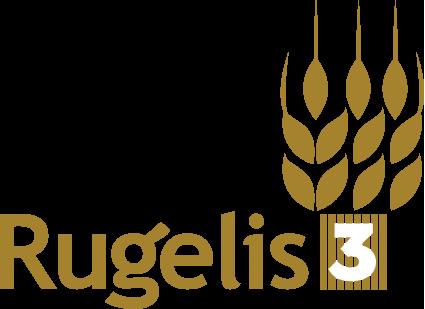 Rugelis 3 logo